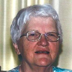 Carolyn Sue <I>Hissom</I> Fitzwater