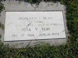 Donald Lee Slay