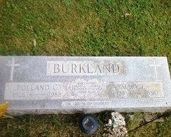 Rolland C Burkland