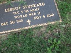 LeeRoy Stunkard