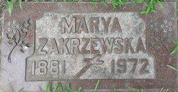 Marya Zakrzewski