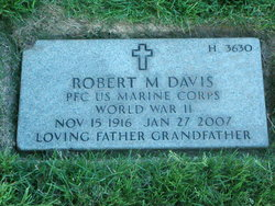 Robert Moran 'Bob' Davis