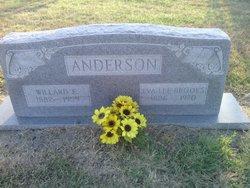 Eva Lee <I>Brooks</I> Anderson