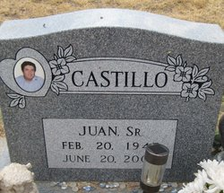 """Juan """"Big John"""" Castillo, Sr"""