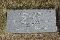 Thomas E Berube