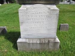 Capt David S. Adams