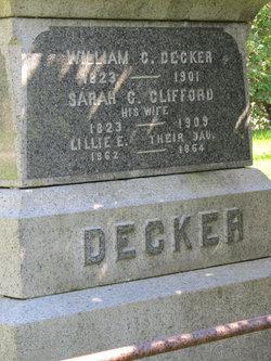 William Collier Decker