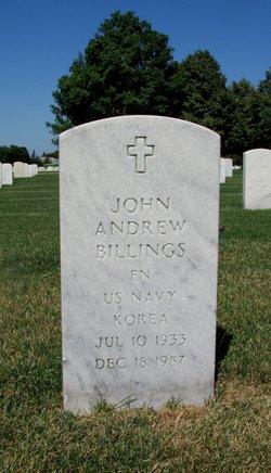 John Andrew Billings