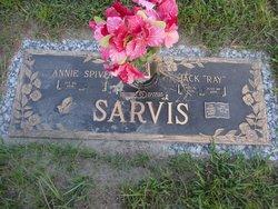 "Jack ""Ray"" Sarvis"