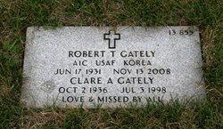 Clare A Gately