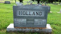 Rosie Opal <I>Whitenton</I> Holland