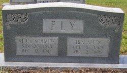 Alice Louvenia <I>Schmitz</I> Fly