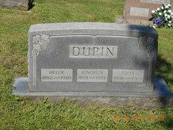 Kendrick Wesley Dupin