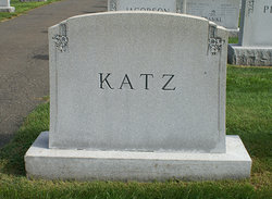 Mamie B <I>Gelin</I> Katz