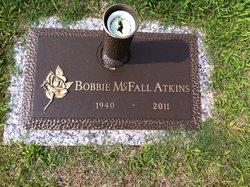 Bobbie Ruth <I>McFall</I> Atkins