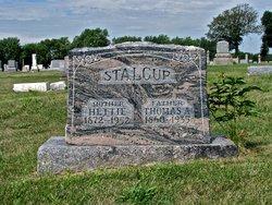 """Henrietta """"Hettie"""" <I>Magruder</I> Stalcup"""
