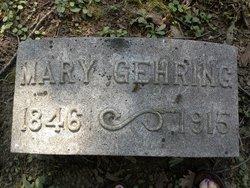 Mary <I>Blauch</I> Gehring