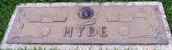 Charlie Wheeler Hyde