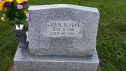 Galen Hunter Frye