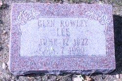 Glen Rowley Lee