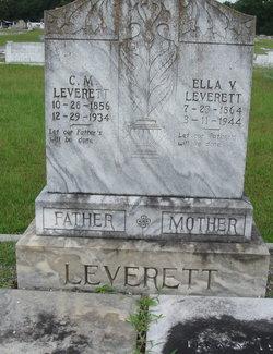 Ella V Leverett