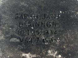 Sarah Jane McKinnon