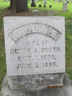 Nellie E. Booth