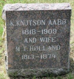 K. Knutson Aabo