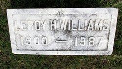 Leroy H. Williams