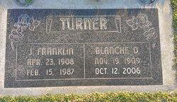 """James Franklin """"Frank"""" Turner"""