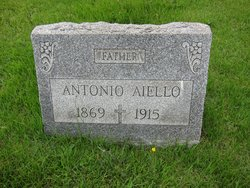 "Giuseppe Antonio ""Tony"" Aiello"