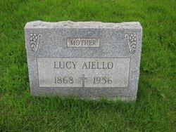 """Lucia """"Lucy"""" <I>Villella</I> Aiello"""