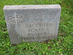 Agnes G Andrews
