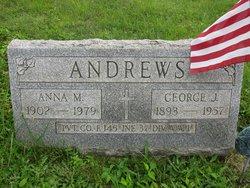 George J Andrews