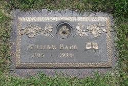 William Bade