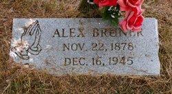 "Alexander ""Alex"" Bruner"