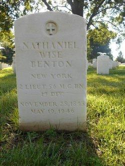 Nathaniel Wise Benton