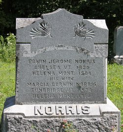 Jerome Edwin Norris