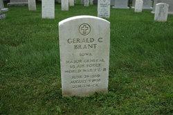 MG Gerald Clark Brant