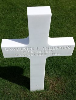 PFC Lawrence J Anderson