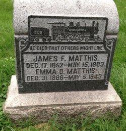 James Frederick Matthis