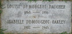Louise Catherine <I>Doucelance</I> Demougeot
