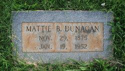 Mattie J <I>Bales</I> Dunagan