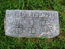 Alfred J Thompson
