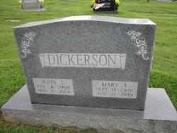 Mary Louisa <I>Todd</I> Dickerson