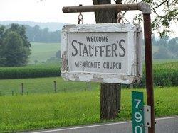 Stauffers Mennonite Church Cemetery