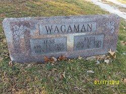 Ruth <I>Plaster</I> Wagaman