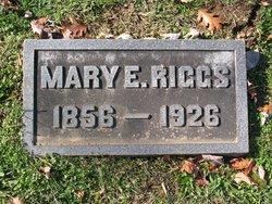 Mary E. Riggs