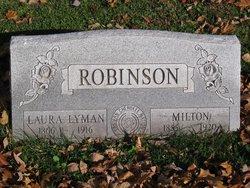 Laura Lyman <I>Wright</I> Robinson
