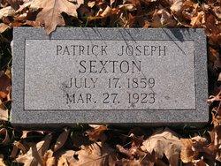 Patrick Joseph Sexton